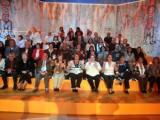 Els alumnes de català del Baix Penedès van de públic al 'Bocamoll'